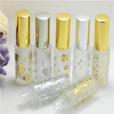 香水瓶丝印烫金,香水瓶高温丝印,香水瓶电镀,香水瓶喷涂