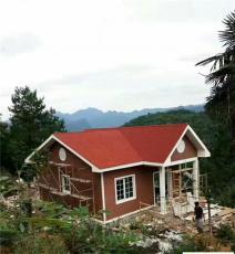 山東美倫盛裝輕鋼別墅歐式風格裝修