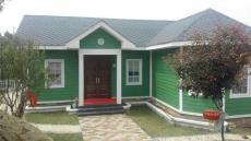 山東農村美倫盛裝輕鋼集裝式別墅