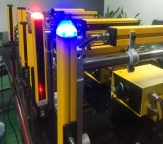 安全光幕传感器红外对射报警器冲床光电保护