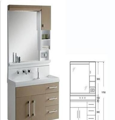 卓典卫浴(在线咨询) 江岸浴室柜 浴室柜批发