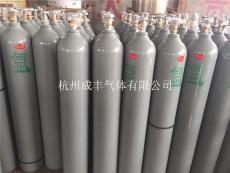 成豐氬氣國標10升40升氬氣價格多少鋼瓶充換