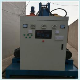 家电聚氨酯灌注发泡机 PU环戊烷冰箱发泡机