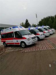 温州急救车出租跨省转运