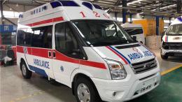 湖州私人120救护车服务第一-