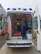 荆州跨省120救护车转运服务第一-