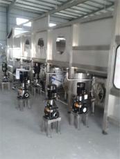 全自動大桶水灌裝機生產線 自動桶裝水生線