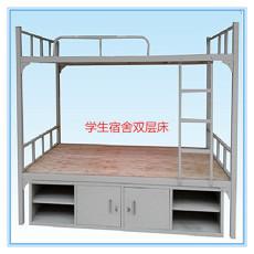 供应学生宿舍高低铁床 实用学生宿舍高低床