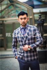 南京男士西装团体西装职业装订制店蝶创服饰