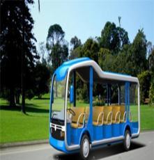 益高品牌23座電動觀光車景區觀光車11座迷你電動巴士