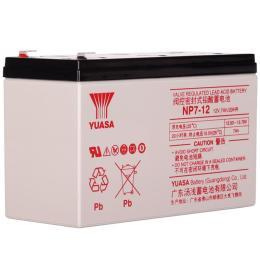 NP7-12汤浅铅酸蓄电池12V7AH/20HR阀控式