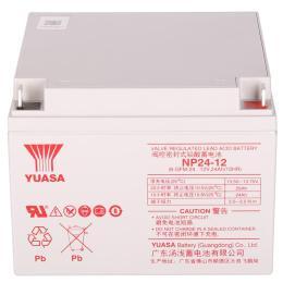 NP24-12汤浅铅酸蓄电池12V24AH/20HR密封式