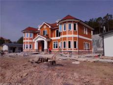 濟南美倫盛裝輕鋼別墅超半數當地人認可