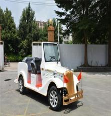 重慶六座珍珠白迎賓電動老爺車