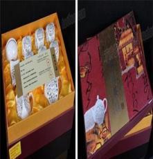 廠家特價德化高檔陶瓷茶具套裝 手工雕刻彩繪鏤空骨瓷白瓷 配禮盒
