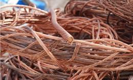 沈阳废铜回收电线紫铜回收