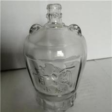 晶白玻璃酒瓶厂家白酒瓶价格