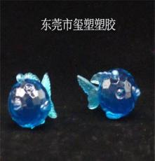 透明亞克力加工 DIY水晶飾品定制 動物形燈飾配件廠家