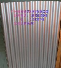 供应广东汽车4S店外墙波纹板YX18-63.5-825