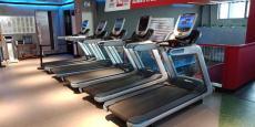 商用触摸屏电动跑步机A山西智能跑步机直销