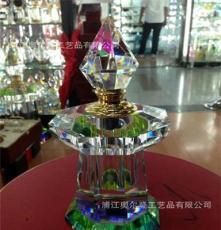 廠家熱銷 水晶工藝品批發 人體香水瓶 精油瓶 容量大 歡迎訂購