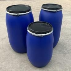 法蘭桶 開口化工桶 PE塑料桶 125升塑料桶
