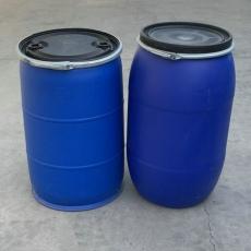 雙環包箍桶200升包箍雙環塑料桶200L塑料桶