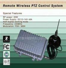 无线远程云台发射机,大功率数据传输,远程云台控制,数传电台