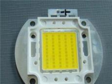 大功率LED集成光源50W 晶元芯片50WLED泛光燈集成模塊