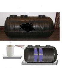 济宁瓮式三格化粪池生产厂家