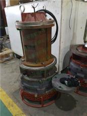 潜水抽渣泵桥梁施工潜水沙砾泵泵的原理