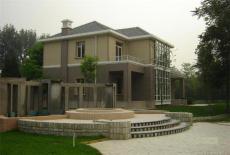 美伦盛装三层轻钢别墅农村建造