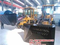 广田机械-猪粪有机肥设备槽式翻抛机型号选择