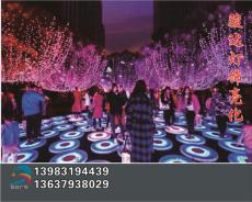 重慶大型墻體燈飾畫 成都商場燈飾畫廠家 貴