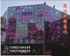 重庆外墙灯饰工程  成都幕墙灯饰亮化工程