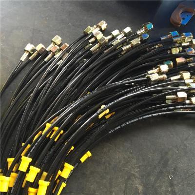 软管压力测试机械 液压测压管63Mpa液压树脂