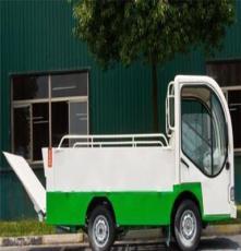 廠家供應電動環衛車垃圾運輸車益高品牌