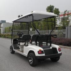 高尔球车生产厂家 四轮代步车越野景区游览