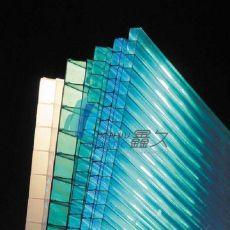 陽光板優質陽光板鑫久塑料十年保質