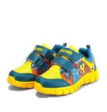 春季新款 品牌男女运动童鞋 儿童休闲运动鞋 魔术贴童鞋 厂家批发