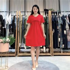 红雨鸶2020春季新款女装外贸连衣裙