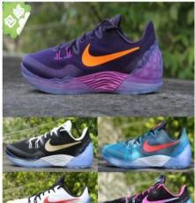 Nike耐克男鞋2017夏季新款科比毒液6黑武士实战篮球鞋运动鞋