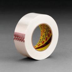 3M无痕纤维胶带 不留残胶拉力700磅包装胶带