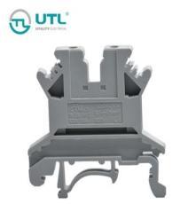 尤提樂JUT1-1.5螺釘紫銅阻燃V0有UL證書導軌式接線端子