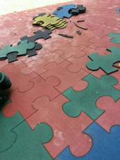 供应通化辽源四平新款儿童拼图卡扣地垫