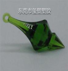 水晶珠定制 亞克力長尖珠 家居燈飾裝飾品配件加工廠家