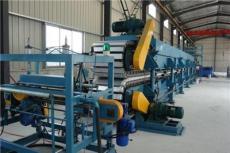 供应聚氨酯外墙保温板专业生产设备聚氨酯生产线