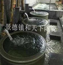 陶瓷洗浴泡澡缸 洗浴中心陶瓷缸 创新洗浴大缸 景德镇特制泡澡缸