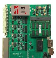 拓普10616 USB总线16Bit测量板卡 4通道同步采样10MSps