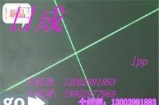 绿光线十字标线灯